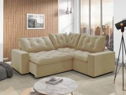 Sofa Retrátil Reclinável Canto Londres GY65