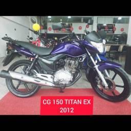 CG 150 Titan EX