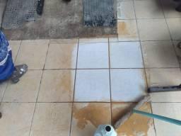 Limpador profissional de piso