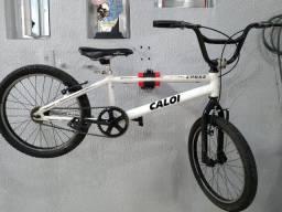 Bicicleta Caloi BMX Cross usada