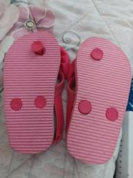 Sapatilha e chinelo Minnie Tam 19/20- Disney original