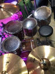 Odery Custom profissional, foi usada pelo cantor Asaph Borba em suas gravações!