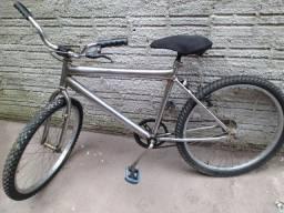 Bicicleta Cromada aro 24