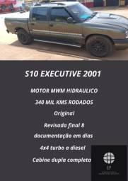 S10 executiva 2001