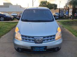 Nissan Livina 1.6S Flex 2010