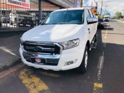 Ranger diesel xlt 2017 4x4