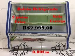 Balcões Novos Refrigerados A partir de 2.999,00