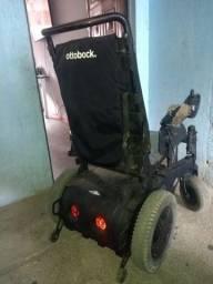 Vendo cadeira de rodas usada otobock