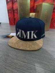 Boné aba reta KMK Gold