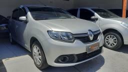Renault Sandero expression 1.0 2017 com mídia nav
