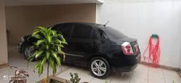 Nissan Sentra 2.0 flex automático 2012
