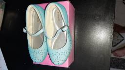 Sapato infantil para festa