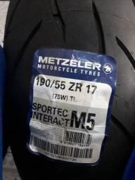 Pneu 190/55 R17 Sportec M5 metzeler