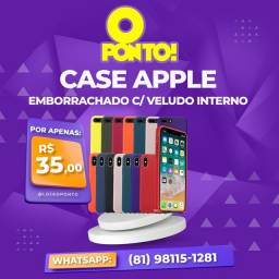 Título do anúncio: Case Apple Diversos Modelos
