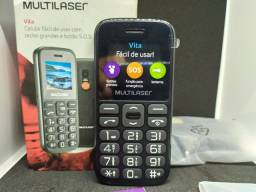 Celular Multilaser PARA IDOSOS