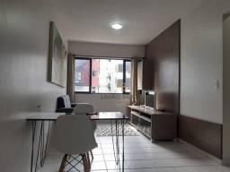 Edifício Ametista 3. Apartamento com 1 dormitório para alugar, 38 m² por R$ 1.800/mês - Po