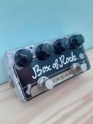 Título do anúncio: Pedal Zvex Box of Rock