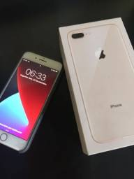 Título do anúncio: iPhone 8 Plus 256 gb gold