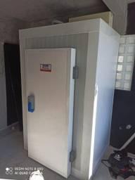Câmara Fria Tamanho Mini Temperatura -15 Graus