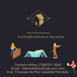 Título do anúncio: Construção   Reformas e Construção  de piscinas