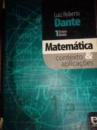 Livro de matemática ensino médio volume 1 Luiz Roberto Dante