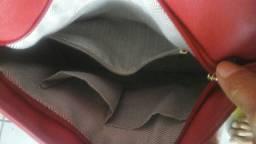 Mochila vermelha