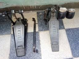 Título do anúncio: Pedal duplo tama hp-80