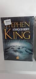 A dança da morte Stephen King NOVO LACRADO + Ao cair da noite (Brinde)
