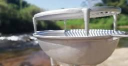 Churrasqueira Zebu c/ Pés em Aluminio Fundido