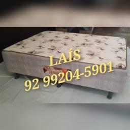 Cama + 2 travesseiros