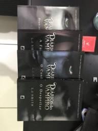 Saga Diarios de Um Vampiro