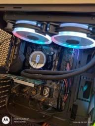 CPU gamer I7 9700kf 9 Geração top
