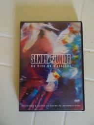 Título do anúncio: DVDs Sandy e Junior Originais