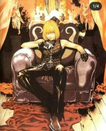 Título do anúncio: Cosplay Mello Death Note completo