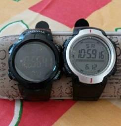 Vendo relógios digitais 50 reais