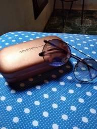 Título do anúncio: Óculos chillibeans espelhado, rose