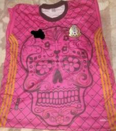 Camiseta Caveira Mexicana (seleção do México )