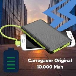 Carregador Portátil POWER BANKb Universal 956 (V8, TIPO C e Iphone)