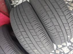 Título do anúncio: 4 pneus aro 15 195/55/15 Bridgestone leia o anúncio com atenção