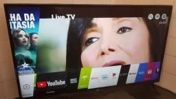 Título do anúncio: Smart Tv Lg 50 4k Imagem Lindissima