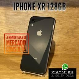 Entrega RÁPIDA e GRÁTIS BH! iPhone XR 128GB - Bateria 91% - IGUAL ZERO!