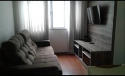 Apartamento mobiliado pronto para morar