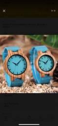 Título do anúncio: Relógio Feminino - Bobo Bird - Oroginal