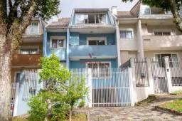 Casa de vila à venda com 3 dormitórios em São francisco, Curitiba cod:AA 1614