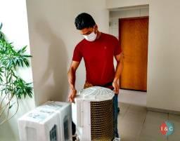 Serviços em ar condicionado alto padrão