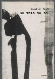 olx307 livro - Na Teia do Sol Manalton Braff - Entrega via Correios