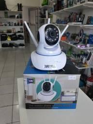 Câmera de Segurança com Auto falante