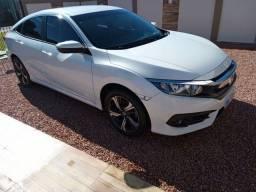 Civic EX 2.0 Aut. CVT Branco Pérola. IMPECÁVEL!!!