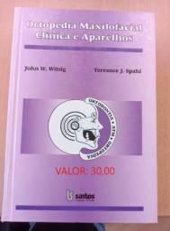 Livro Ortopedia Maxilofacial Clinica e Aparelho