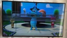 Smart TV Samsung 4k 49 Polegadas (conserto ou retirada de paças)